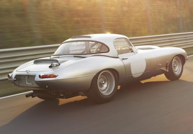 Jaguar to finish off a legend