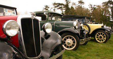 Cars in the Park Pietermaritzburg