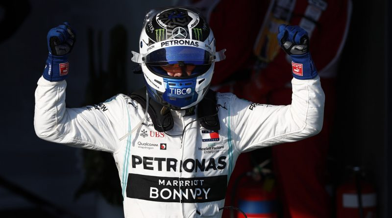 F1: Bottas Brilliant in stupendous season starter