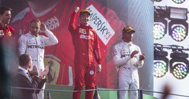 Italian F1: Leclerc keeps Flag flying for Ferrari