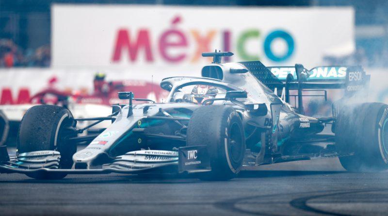 Hamilton Wins but not yet Champion!